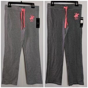 Bundle of 3 Beverly Hills Polo Sweat Pants NWT SzM